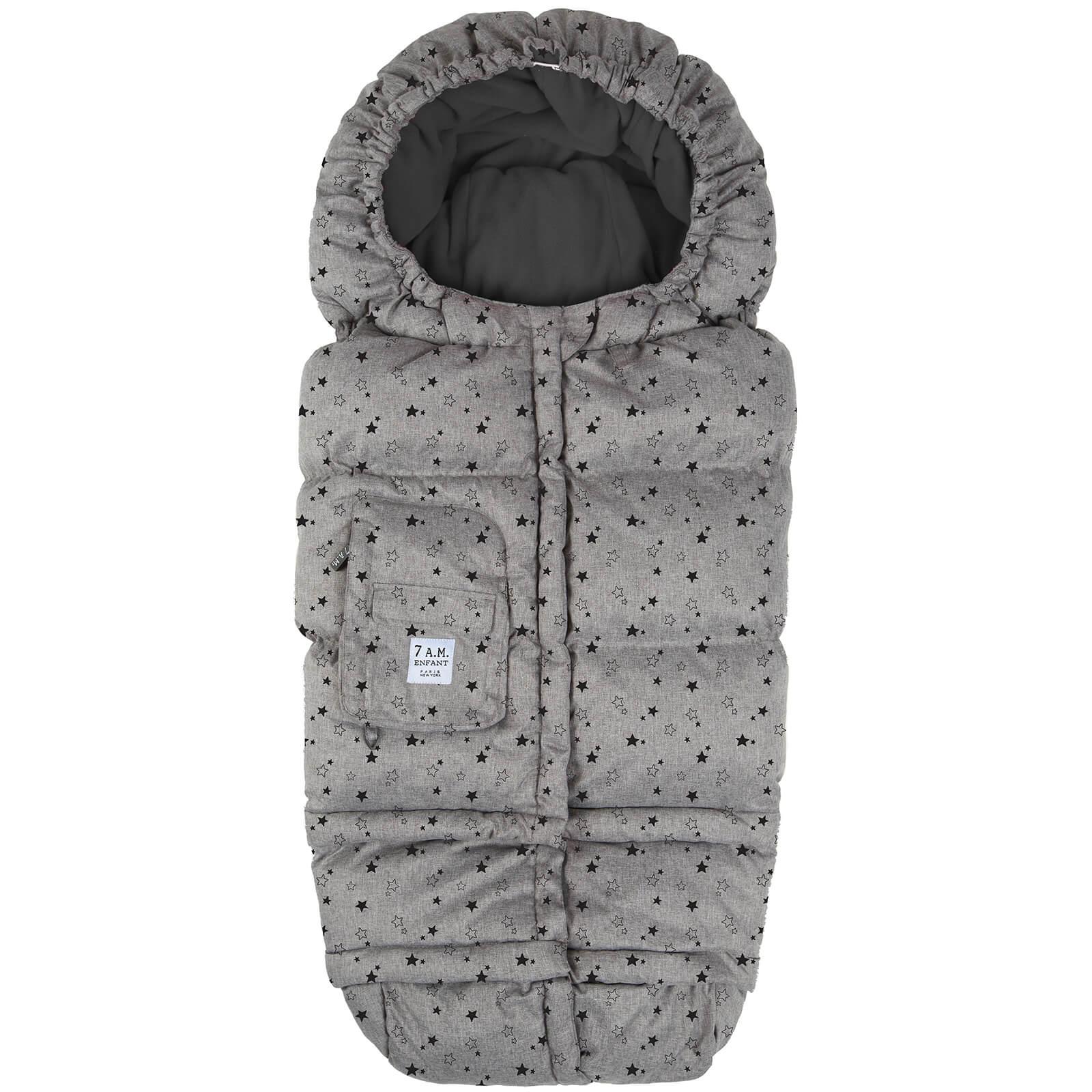7 A.M. Enfant Blanket 212 Evolution - Grey