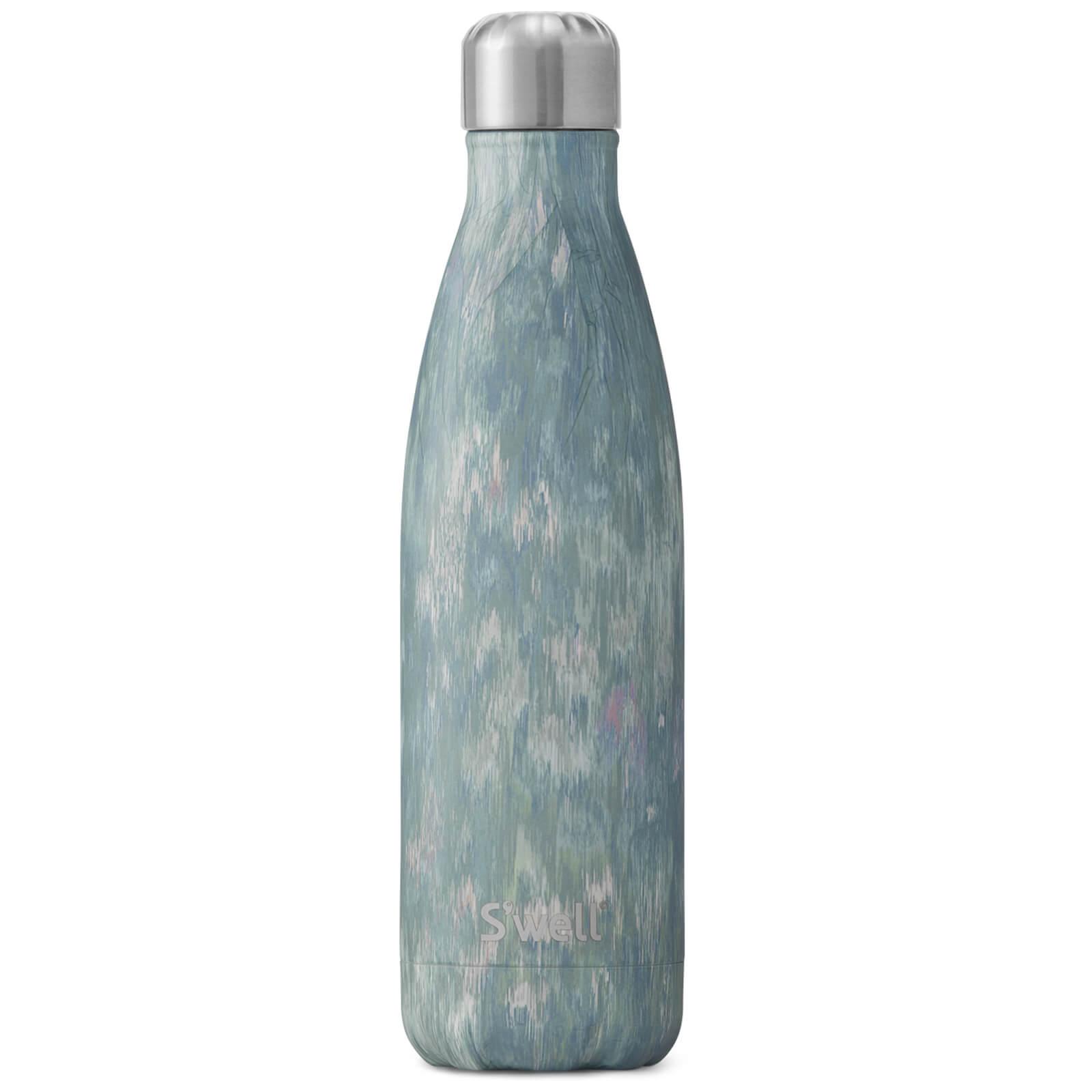 S'well Watercolor Lilies Water Bottle 500ml