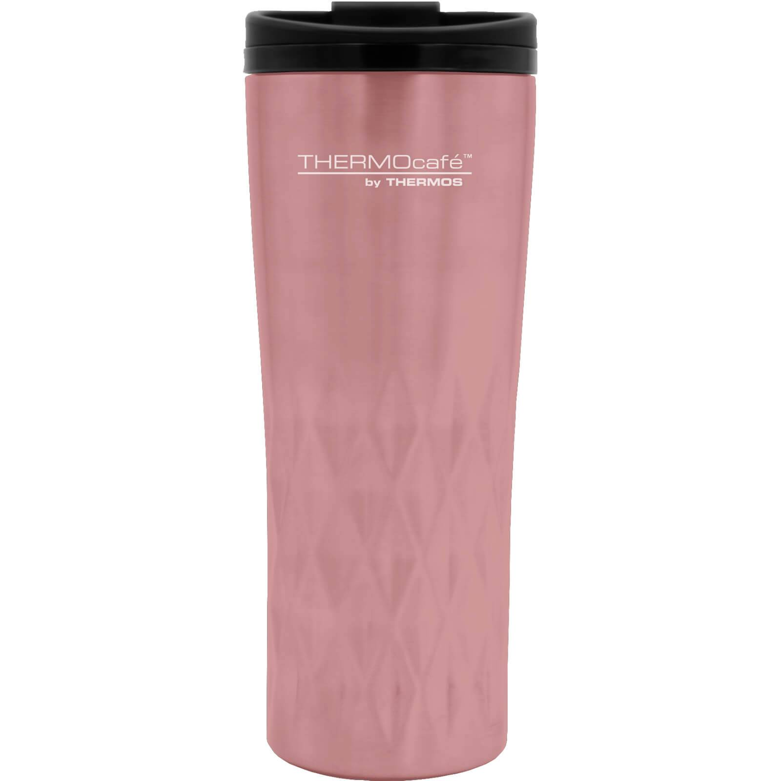 Thermos Diamond Stainless Steel Travel Tumbler 400ml - Rose Gold