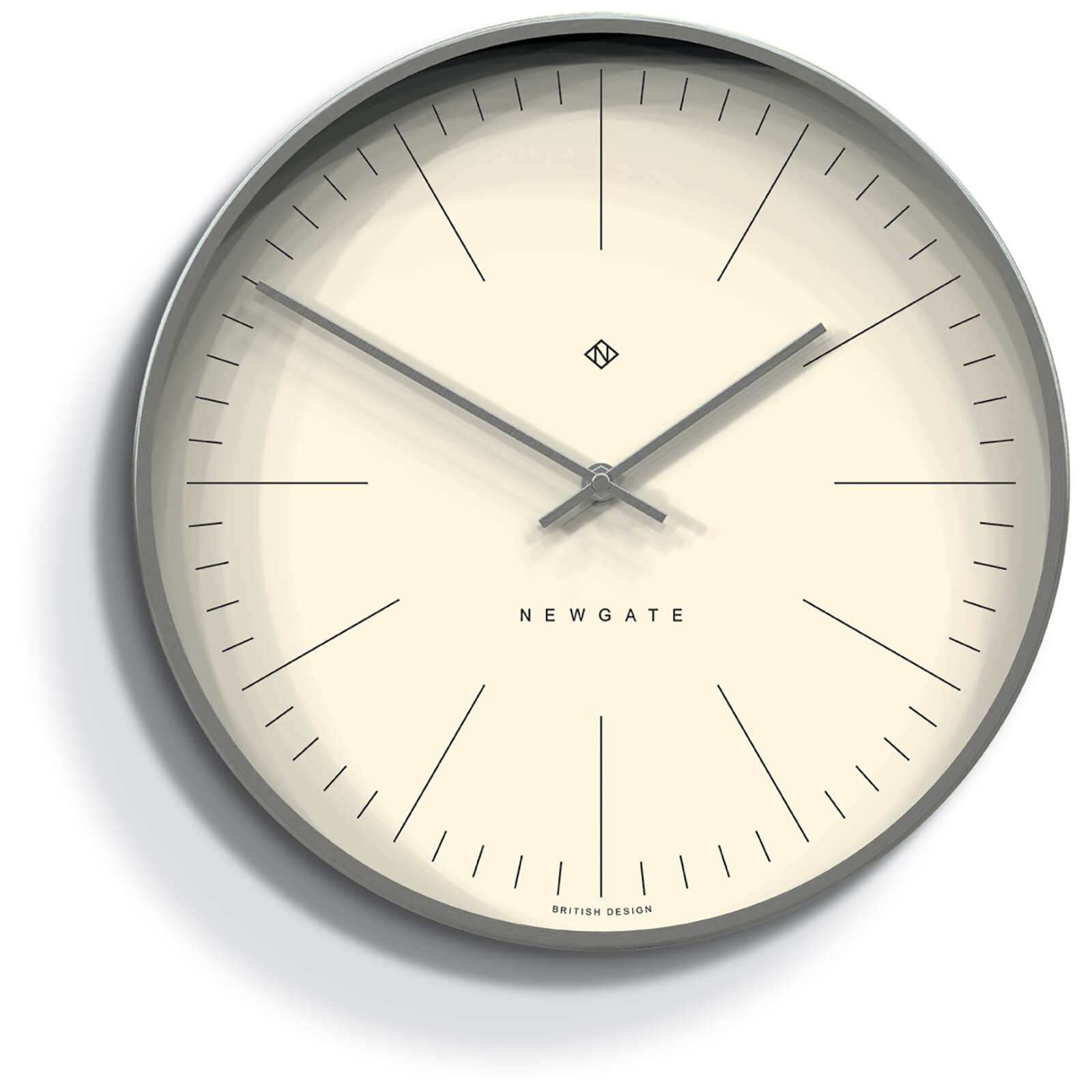 Newgate Oslo Wall Clock - Radial Brass