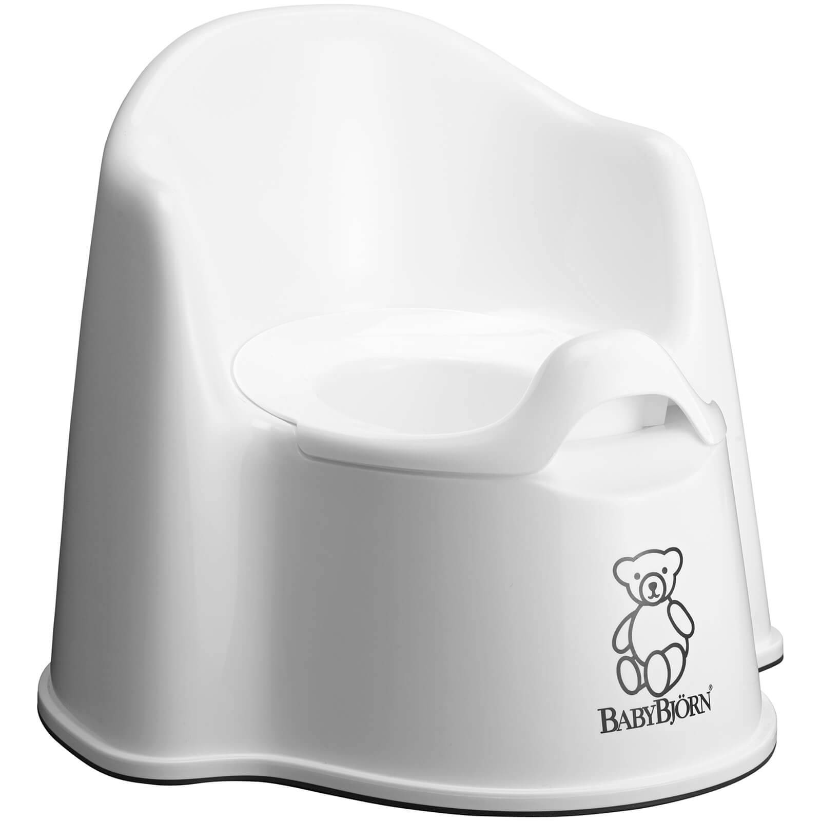 BABYBJÖRN Potty Chair - White