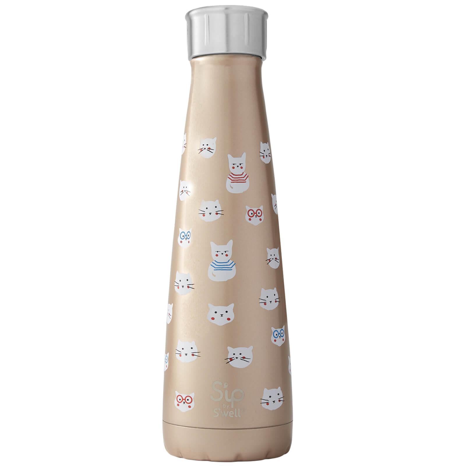 S'ip by S'well Guilty Kitties Water Bottle 450ml