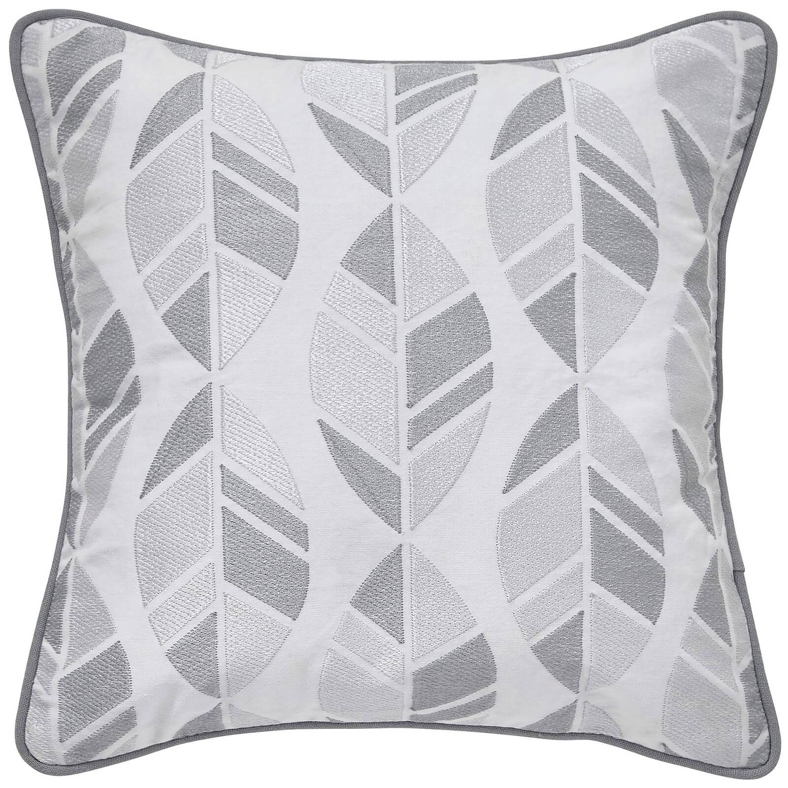 Helena Springfield Petal Cushion - White