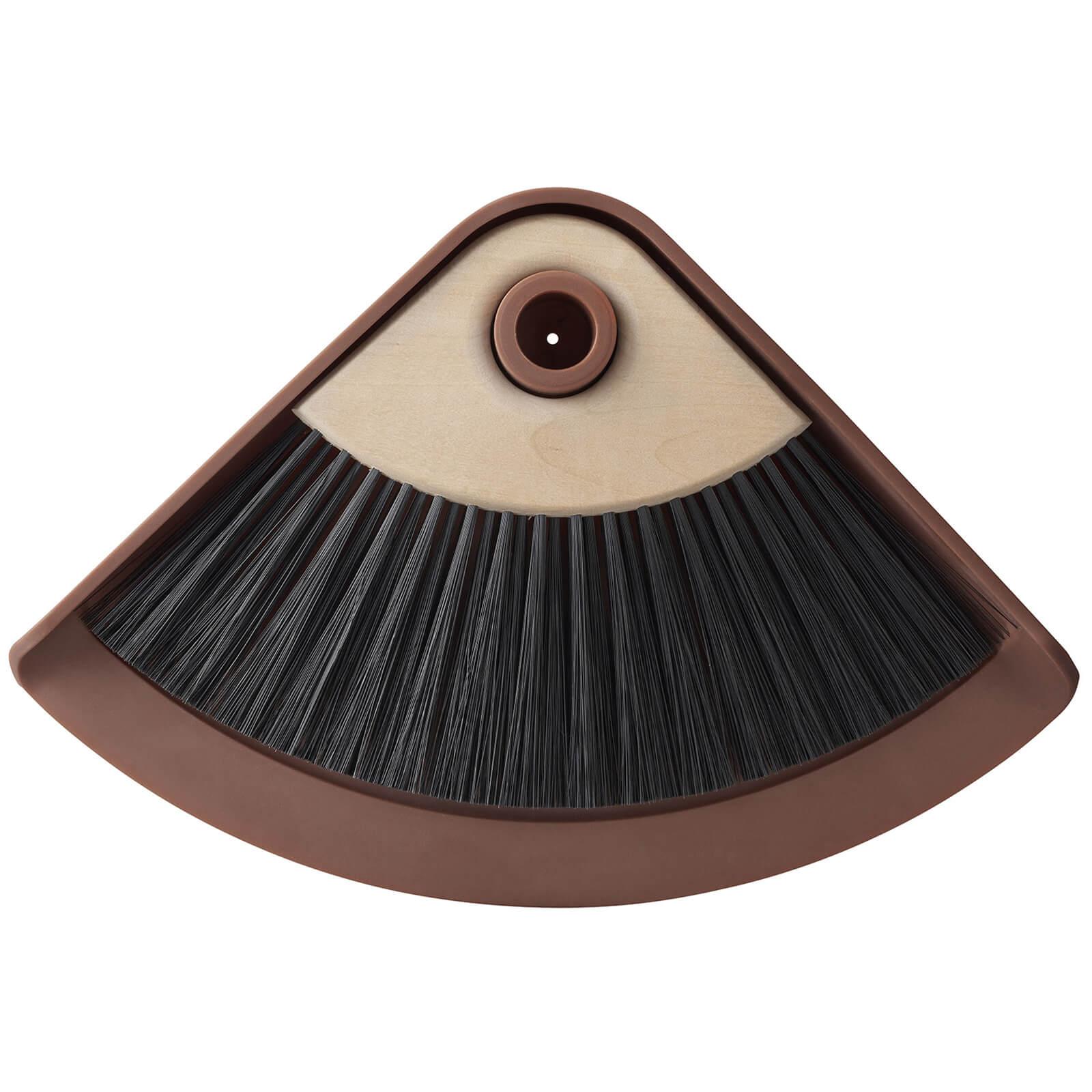 RIG-TIG Sweep-It Dustpan & Broom - Terracotta