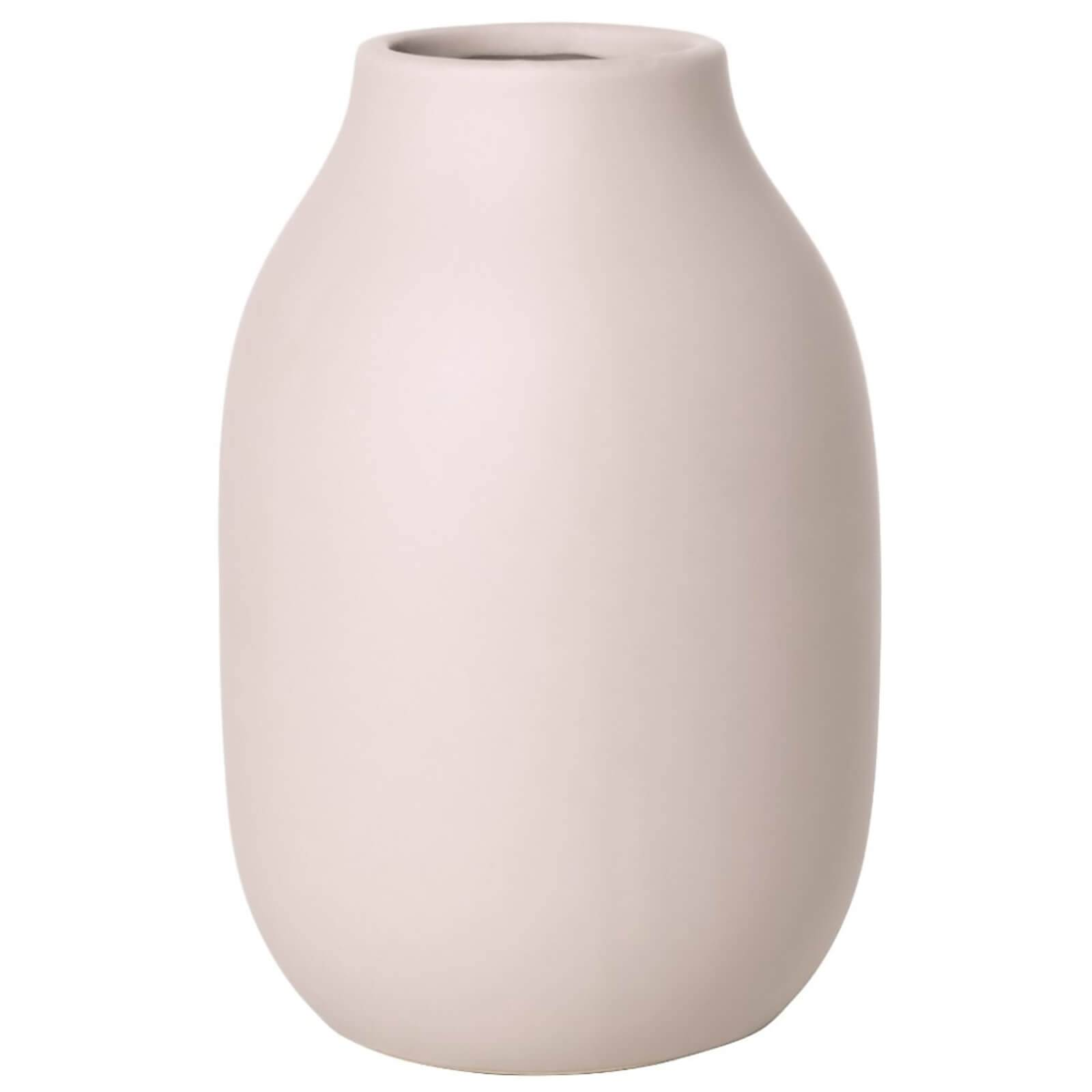 Blomus Colora Vase - Rose Dust