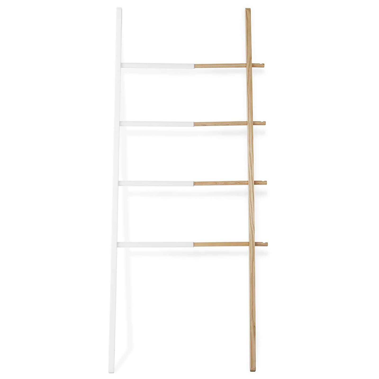 Umbra Hub Ladder - White Natural