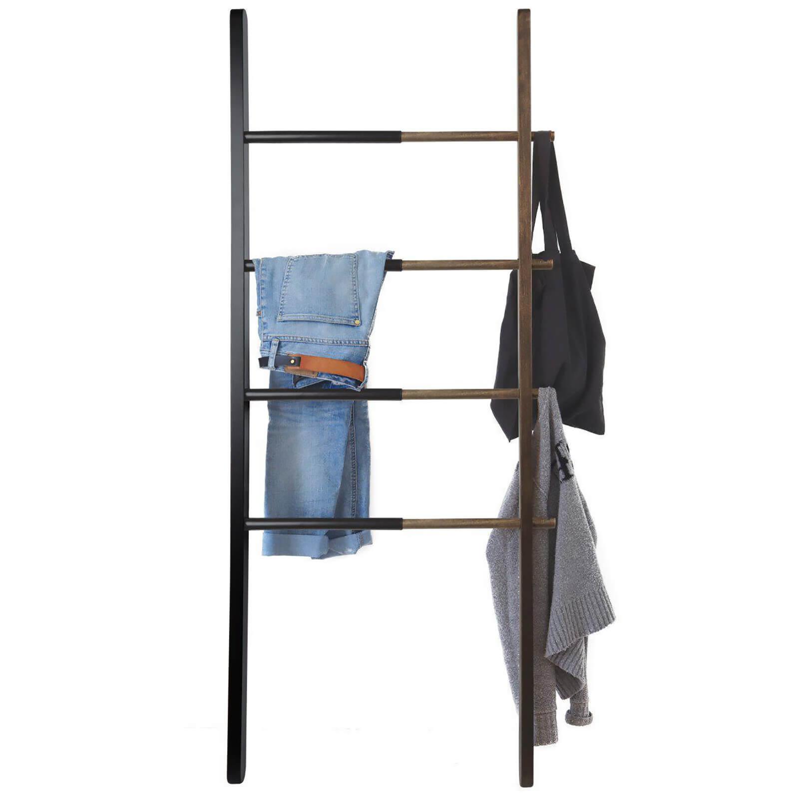 Umbra Hub Ladder - Black Walnut