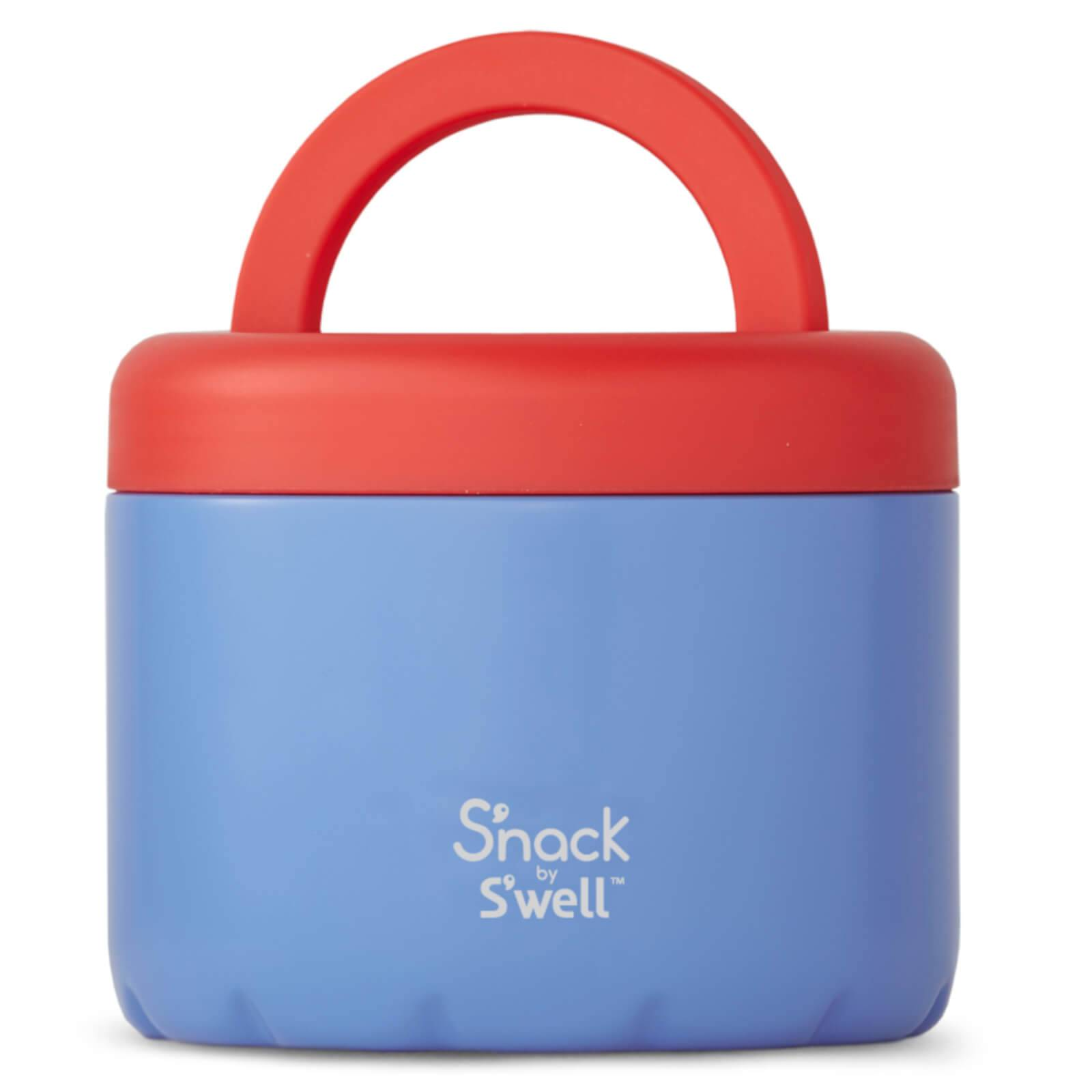 S'ip by S'well S'nack by S'well Blue Cornflower Food Container - 24oz
