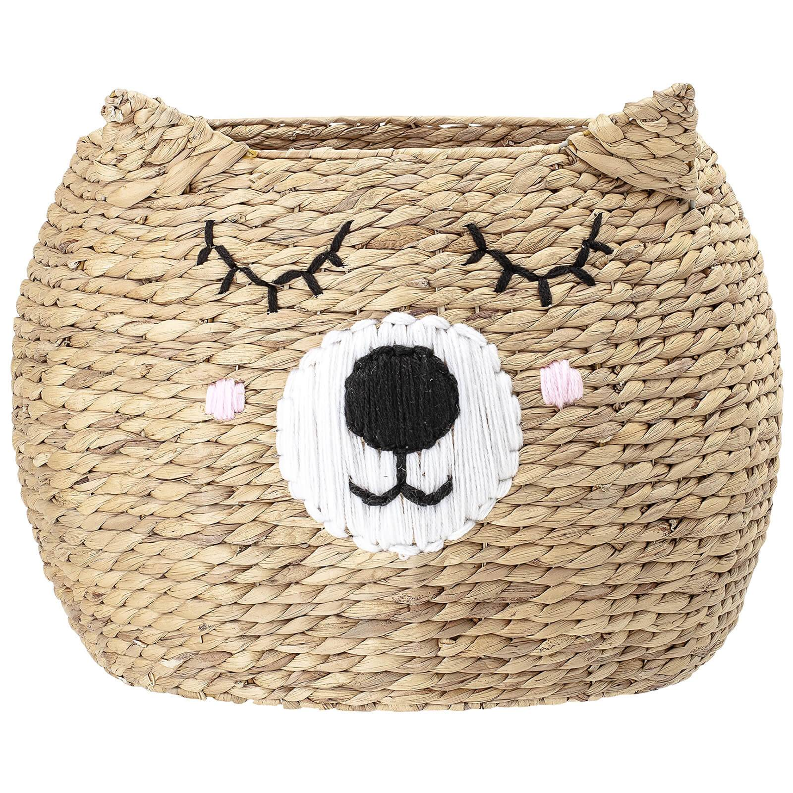 Bloomingville Bear Basket