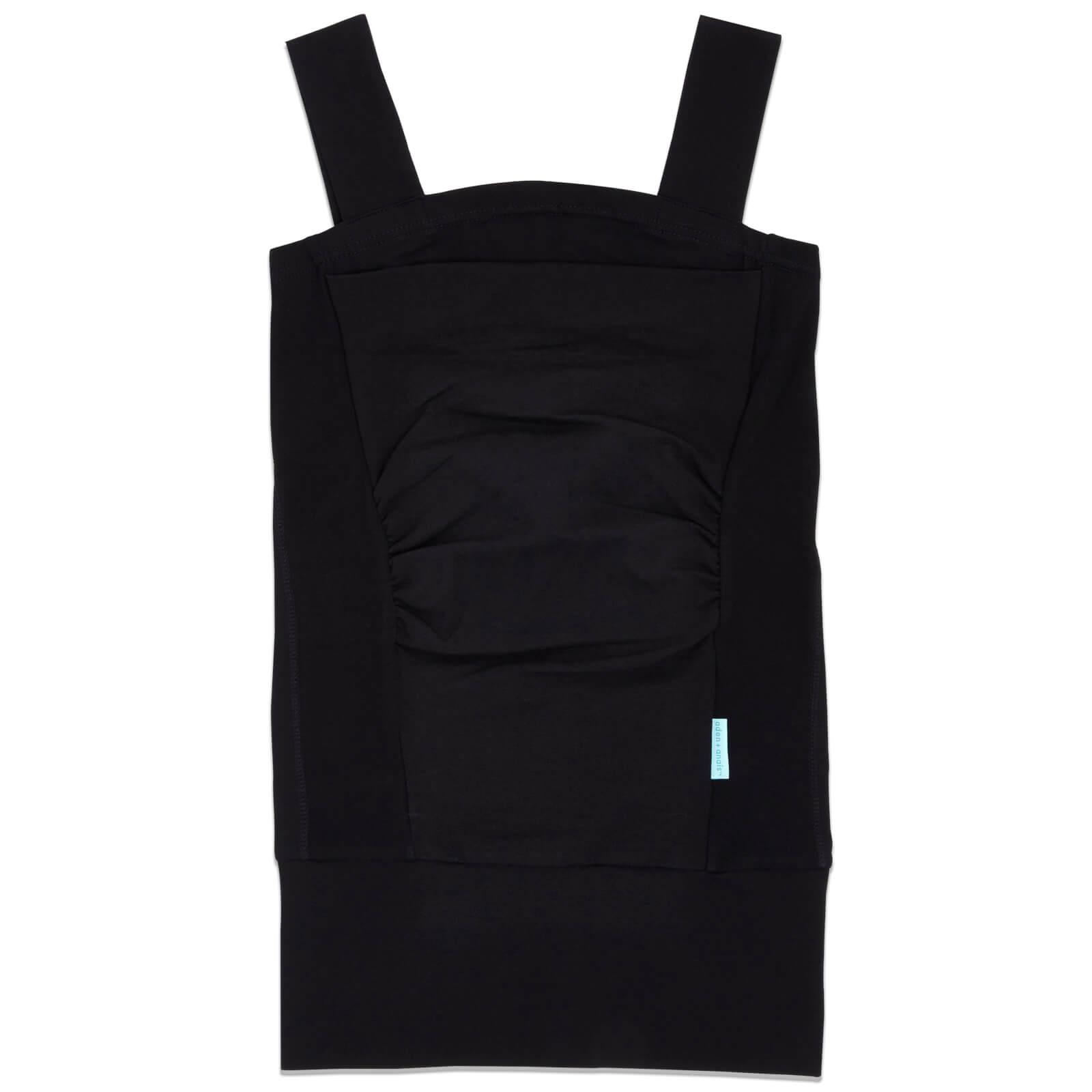 aden + anais Baby Bonding Top - Black - XL - Black