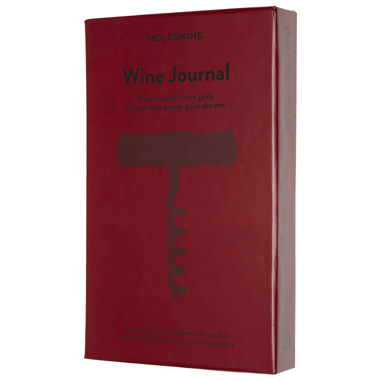 Moleskine Passion Journal - Wine