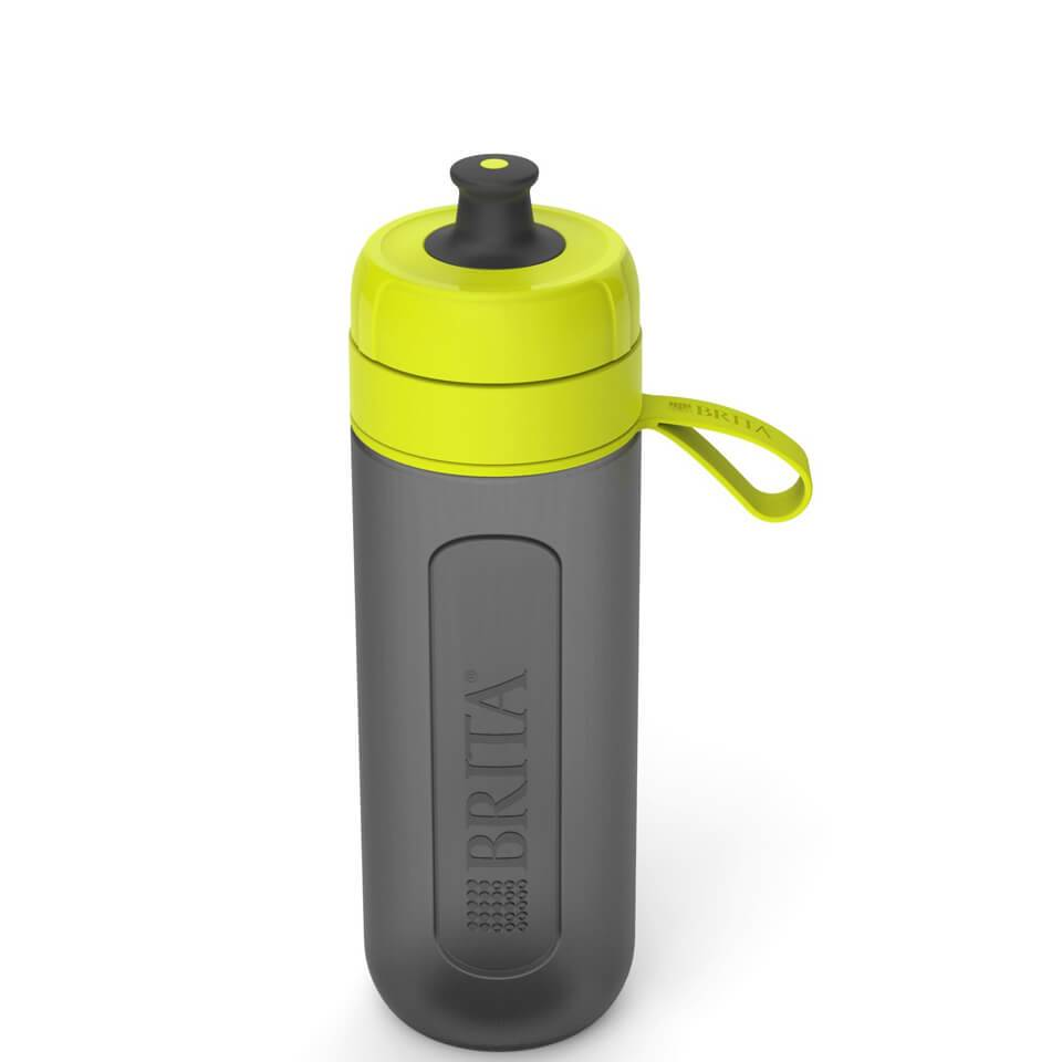 Brita Fill & Go Active Water Bottle - Lime (0.6L)