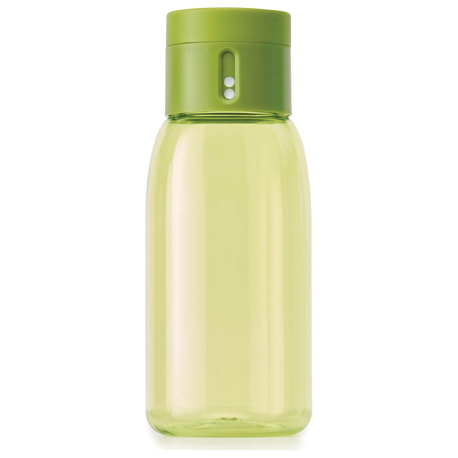Joseph Joseph Dot Hydration-Tracking Water Bottle - Green 400ml