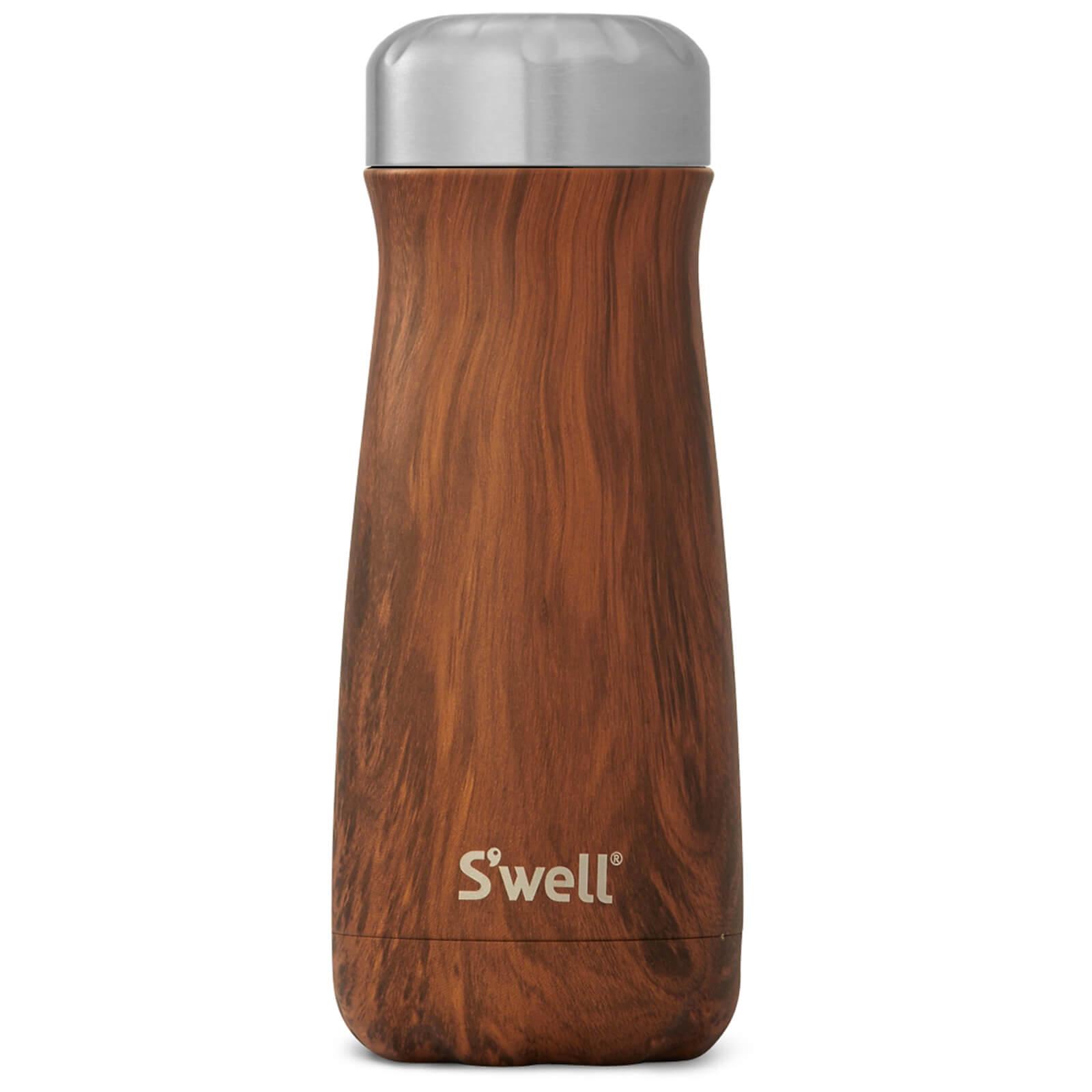 S'well The Teakwood Traveller Bottle 470ml