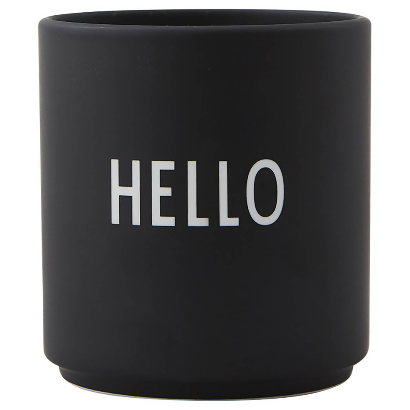 Design Letters Favourite Cups - HELLO