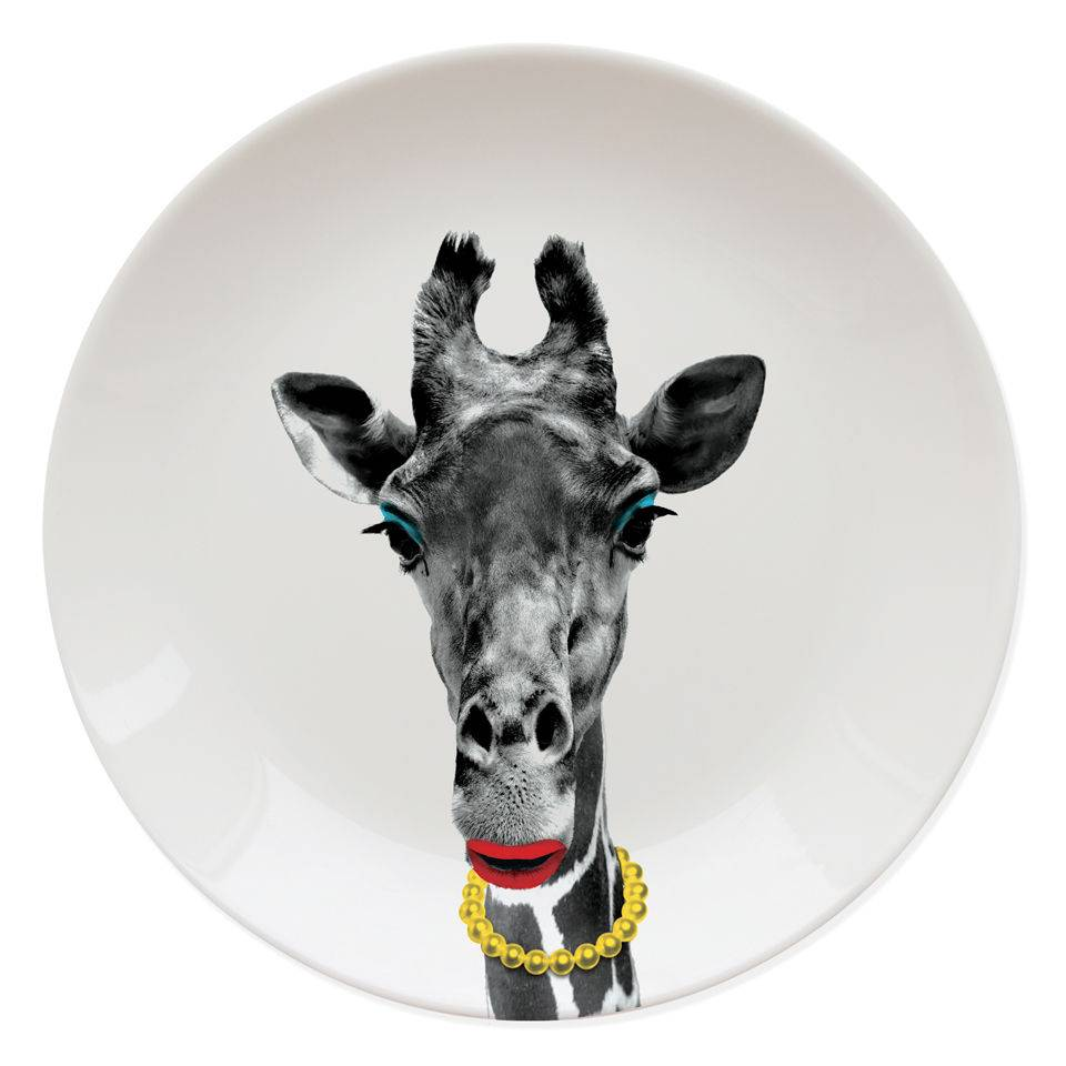 Mustard Wild Dining - Giraffe