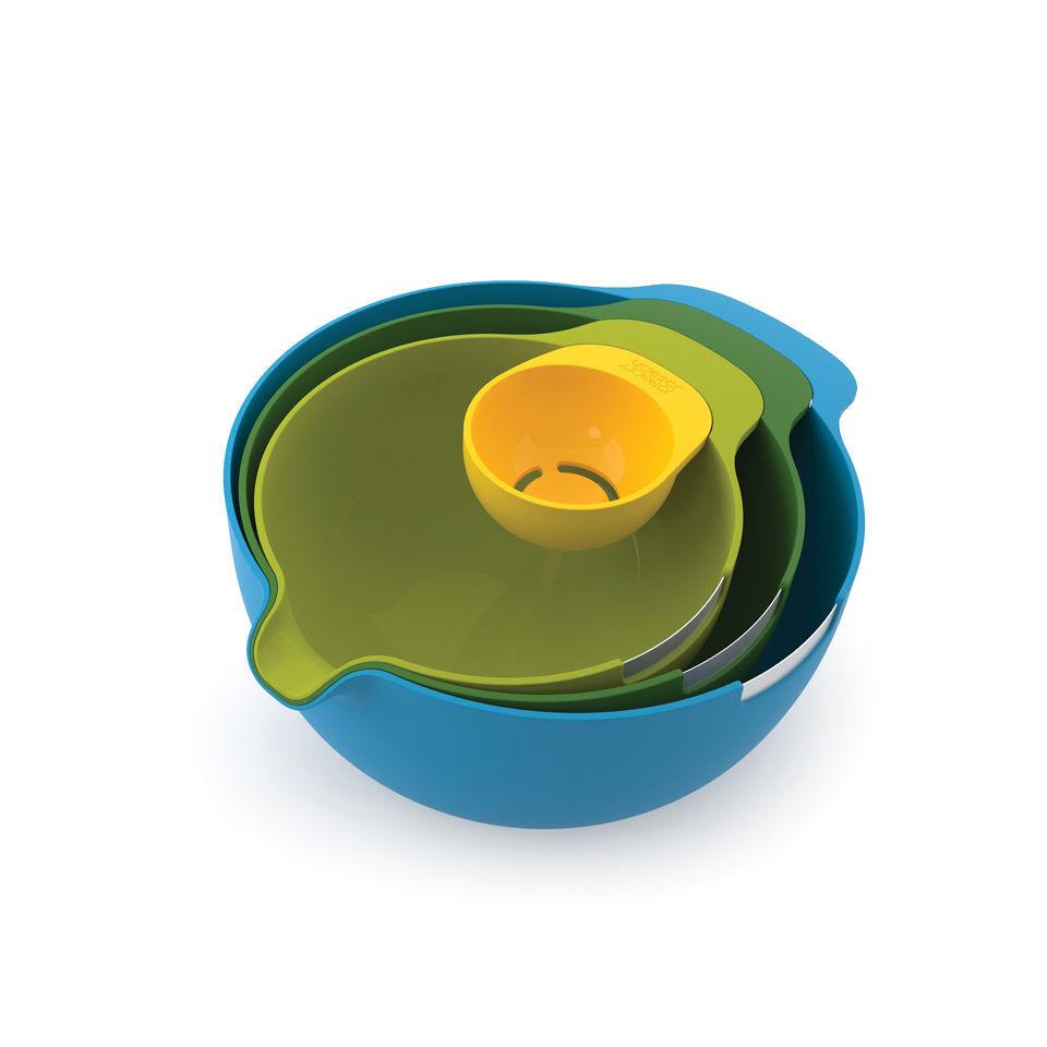 Joseph Joseph Nest 4 Piece Mixing Bowl Set