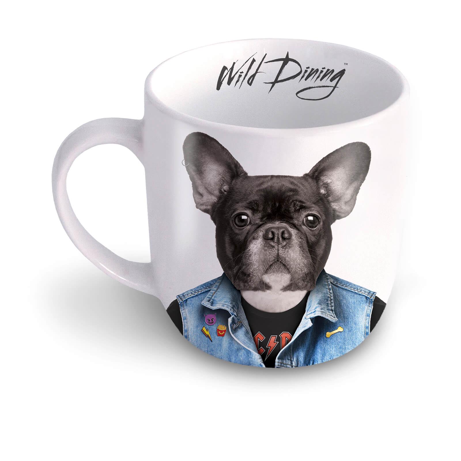 Mustard Wild Dining Dylan Dog Mug