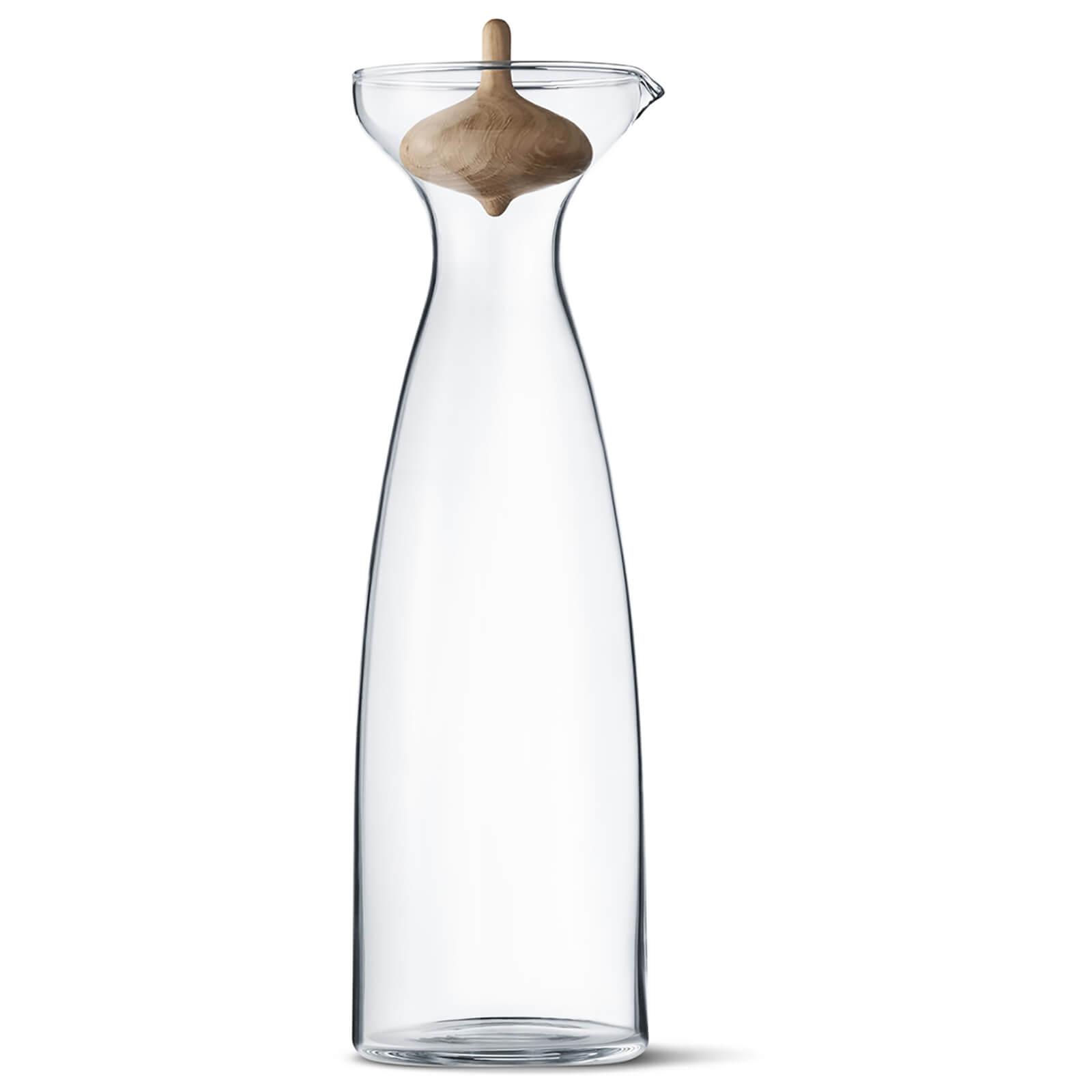 Jensen Georg Jensen Alfredo Glass Carafe