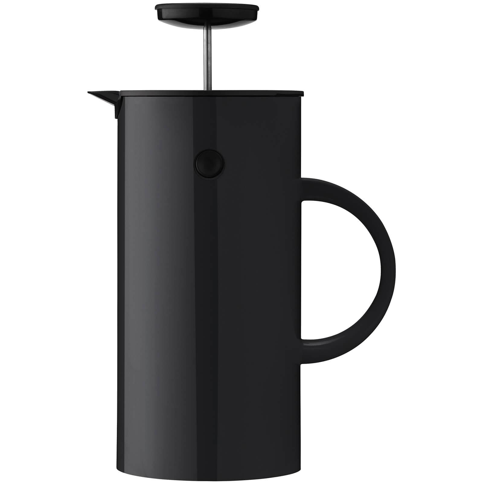 Stelton EM Press Tea Maker - 1L - Black