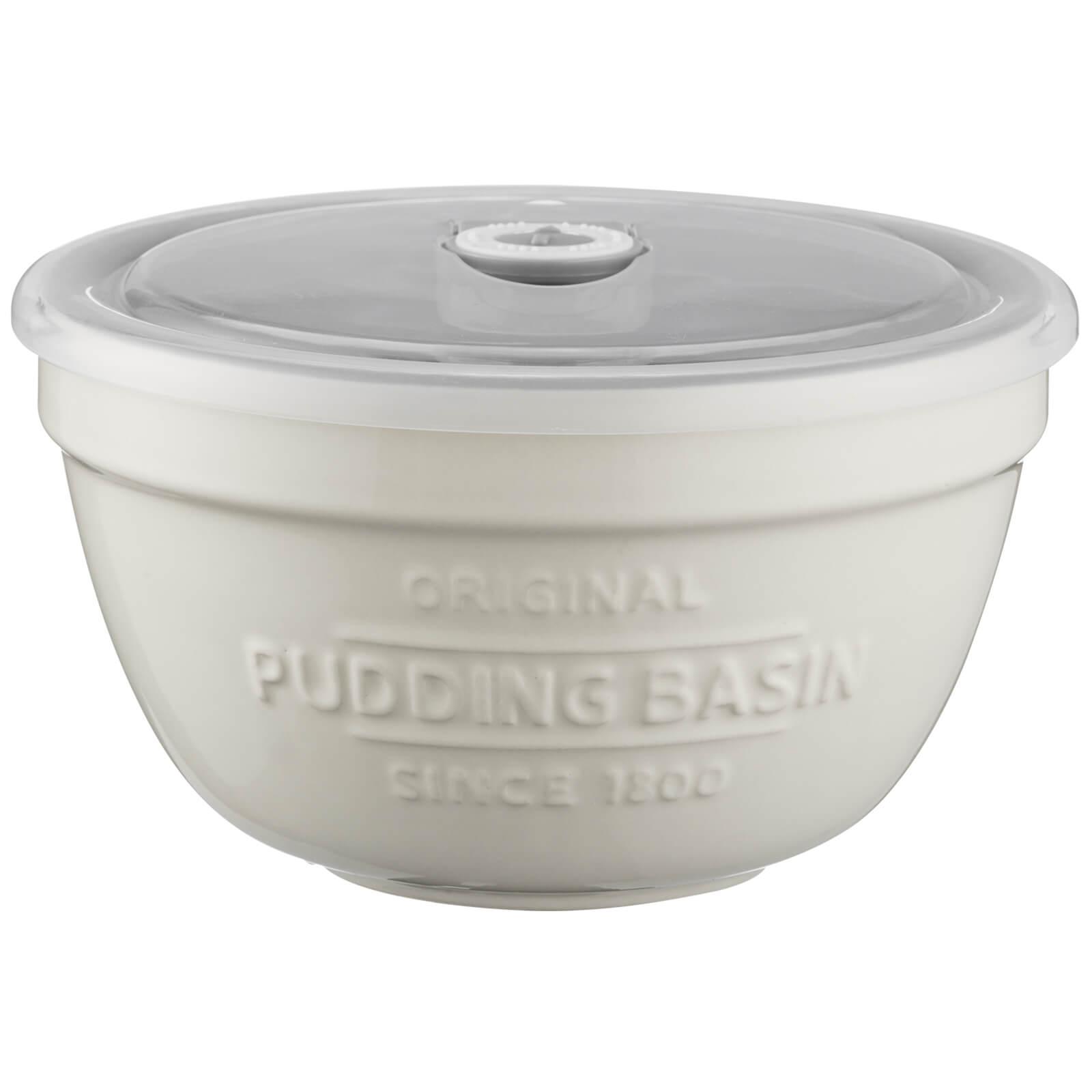 Mason Cash Innovative Kitchen Pudding Basin with Lid