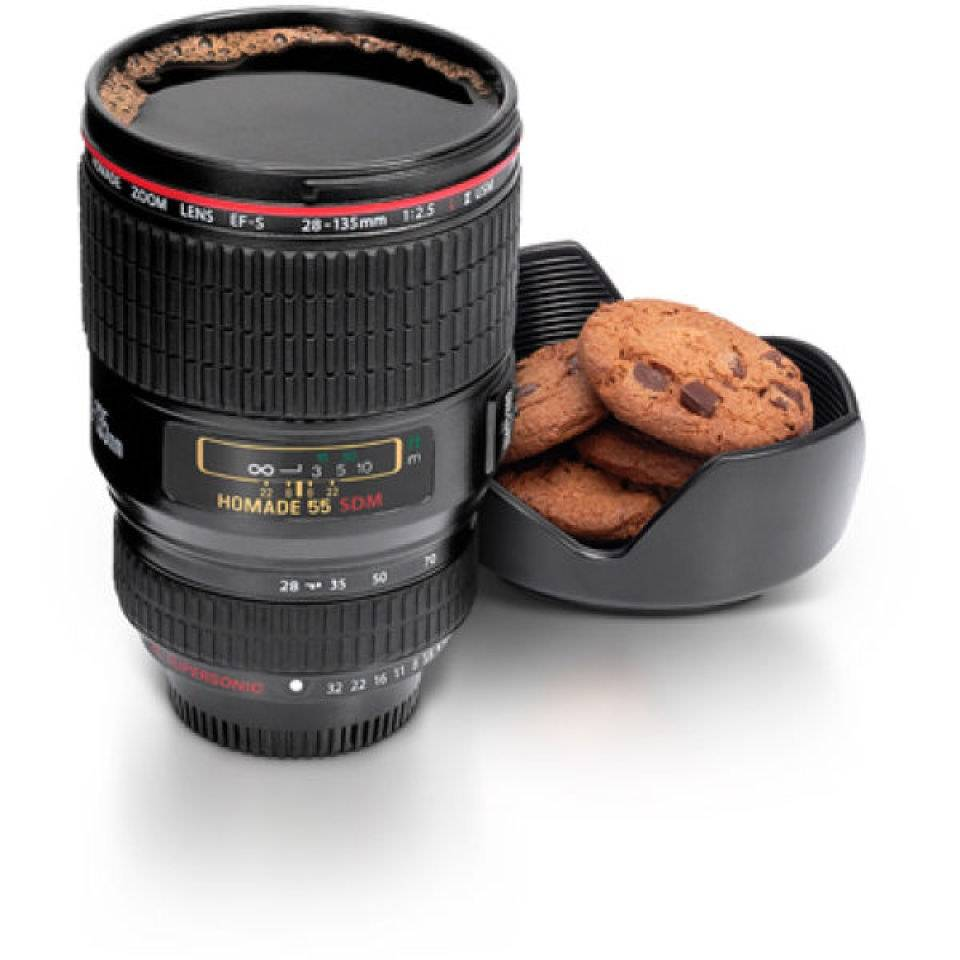thumbsUp! Camera Lens Cup