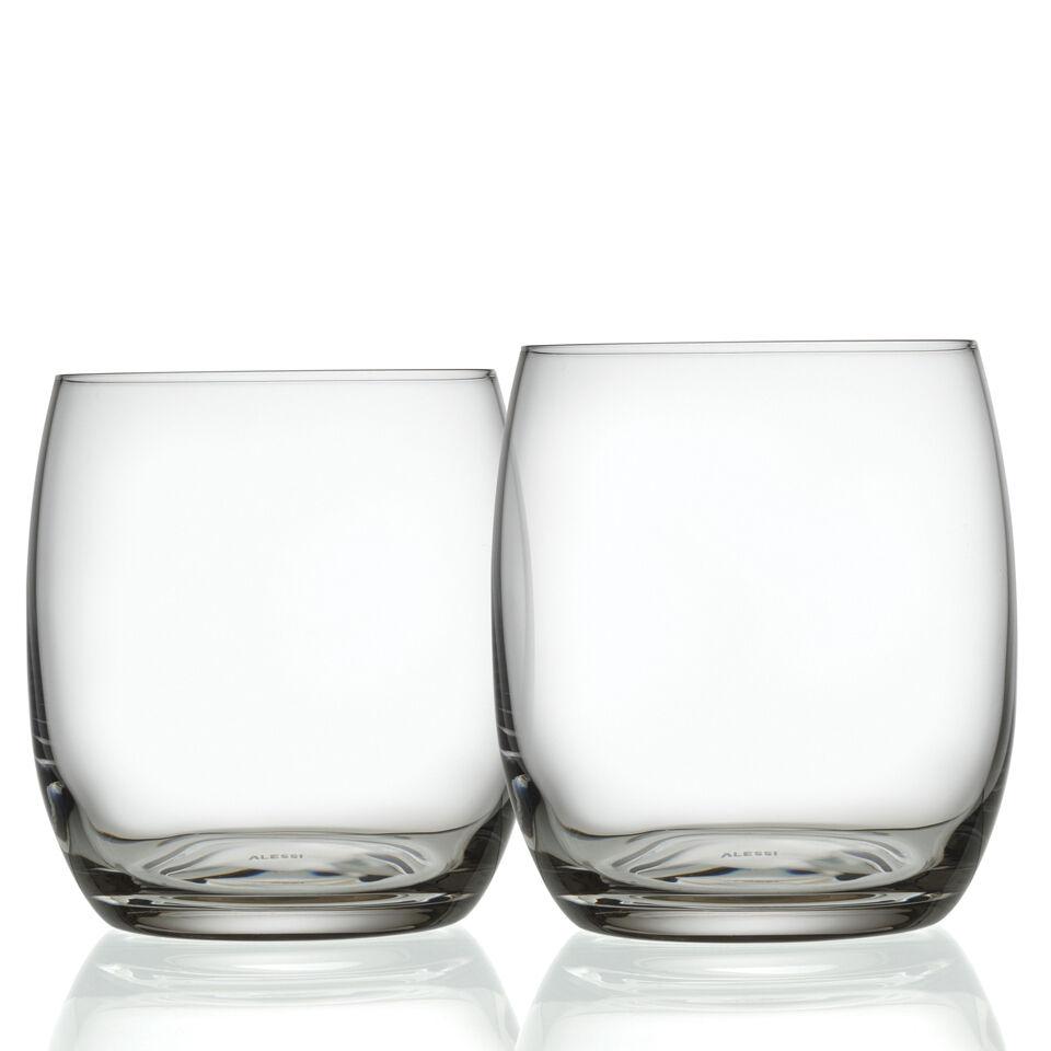 Alessi Mami XL Set of 2 Water Glasses