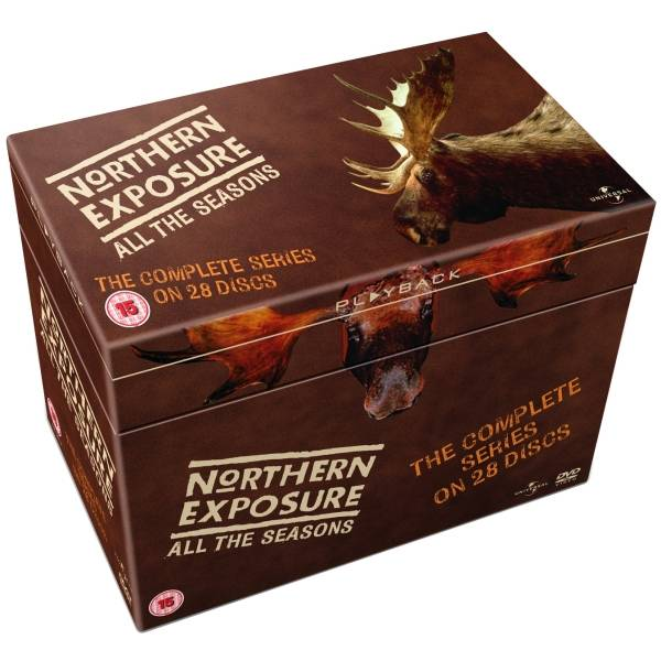 Universal Pictures Northern Exposure - Series 1-6
