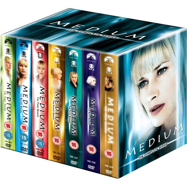 Paramount Home Entertainment Medium - The Complete Series