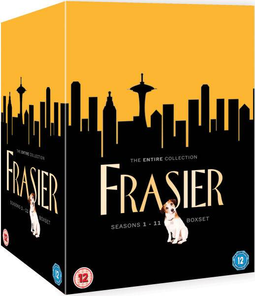 Paramount Home Entertainment Frasier - Series 1-11 - Complete