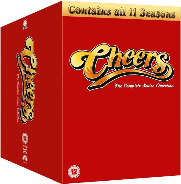 Paramount Home Entertainment Cheers - The Complete Series