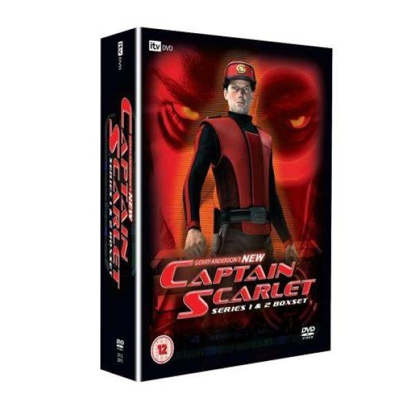 ITV Home Entertainment Gerry Anderson's New Captain Scarlet - Series 1 And 2