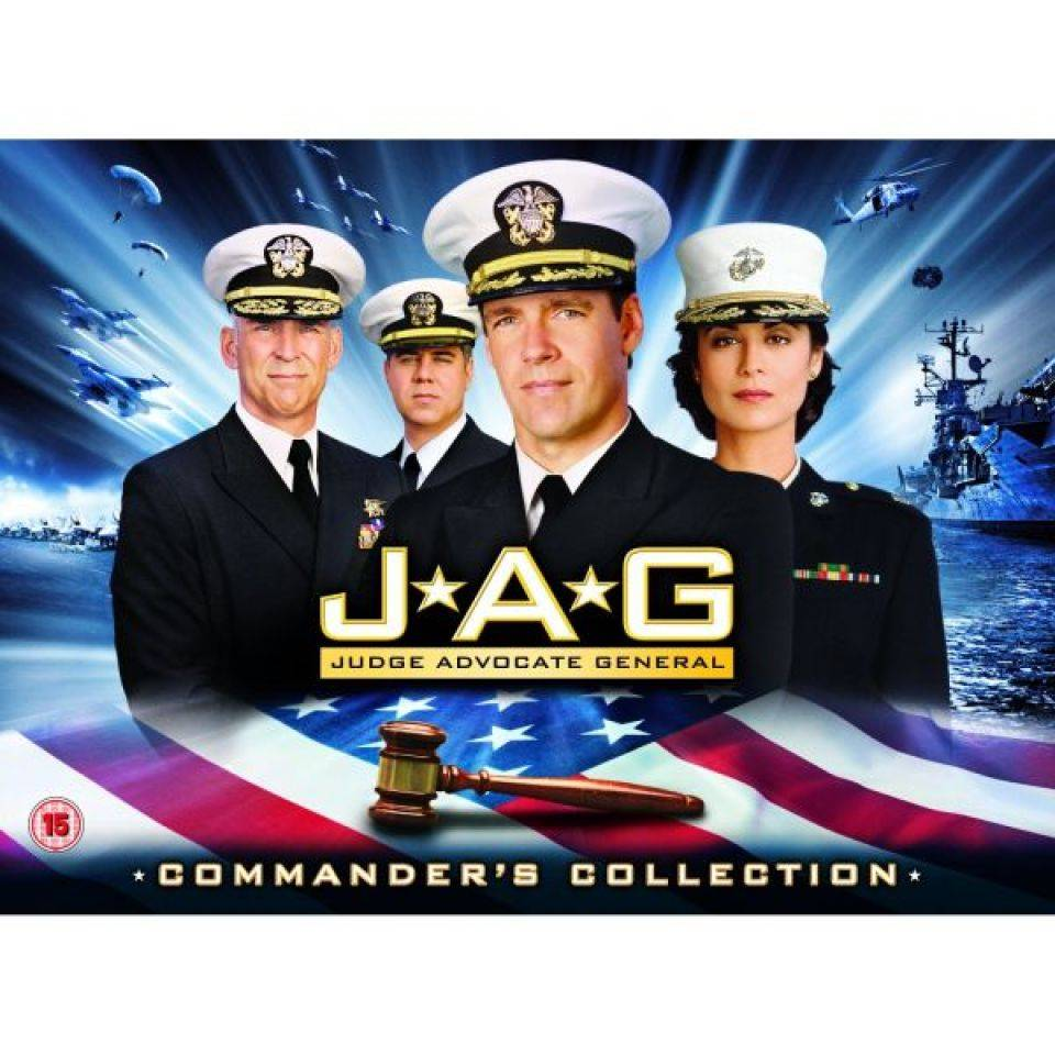 Paramount Home Entertainment JAG - Seasons 1-10