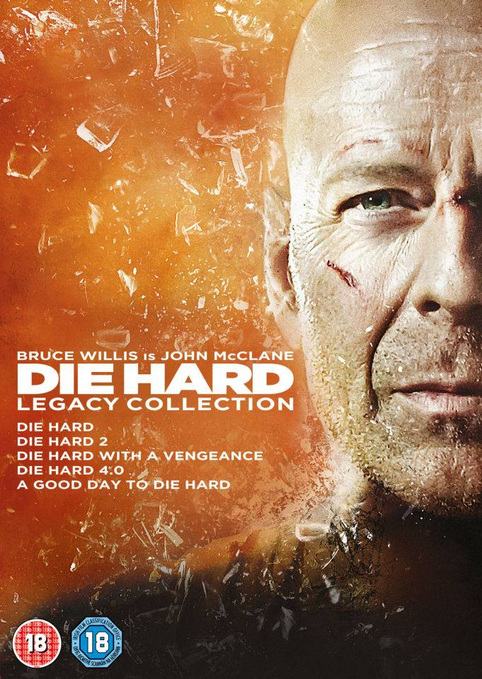20th Century Fox Die Hard 1-5 Legacy Collection