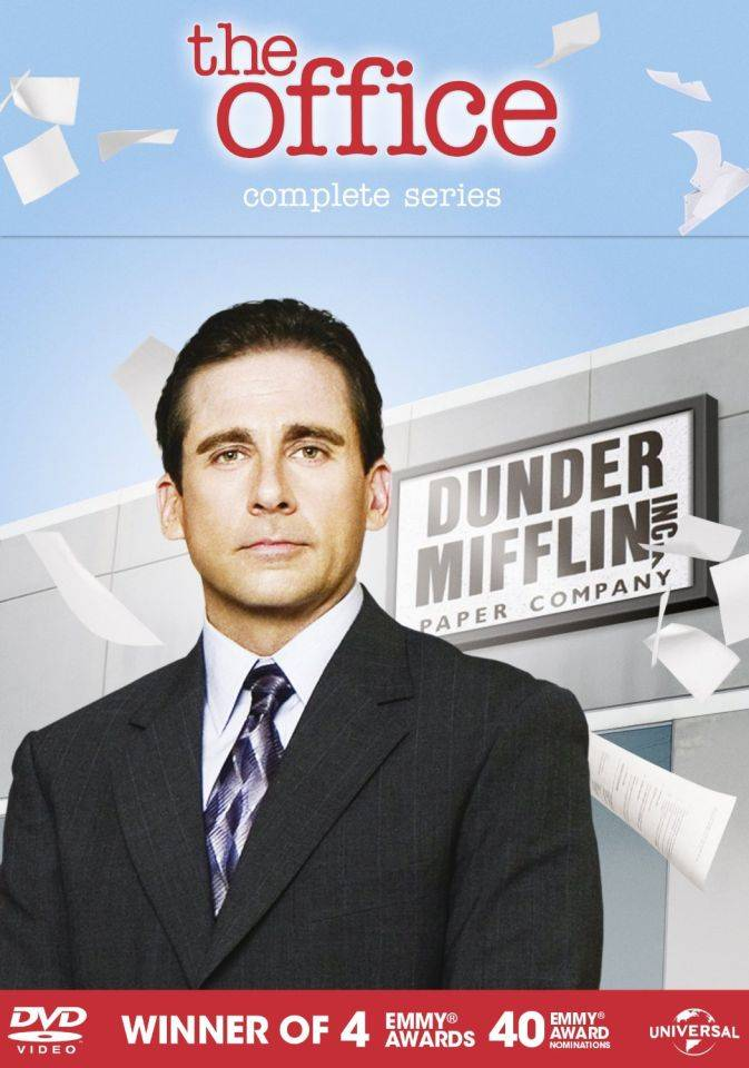 Universal Pictures The Office: An American Workplace - Seasons 1-9
