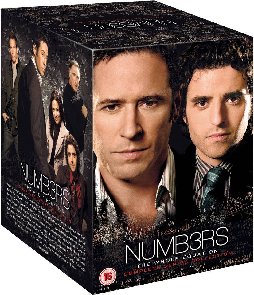 Paramount Home Entertainment Numbers - Complete Box Set