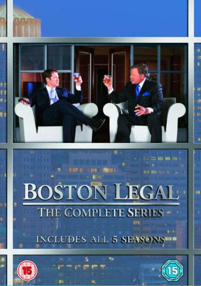 20th Century Fox Boston Legal - Series 1-5 - Complete