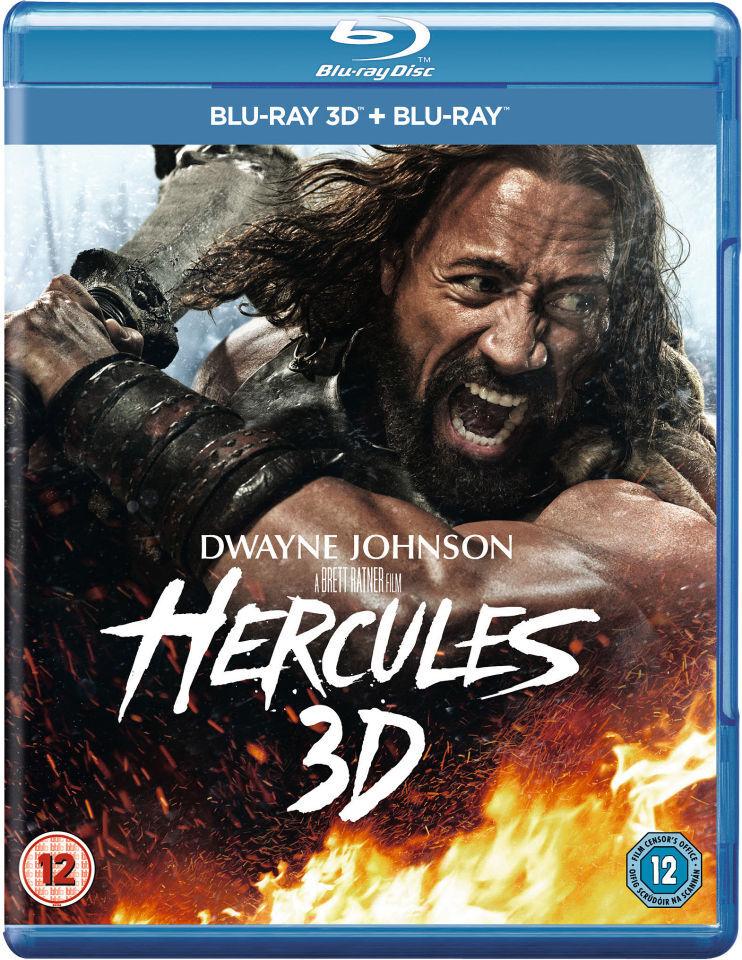 Paramount Home Entertainment Hercules 3D