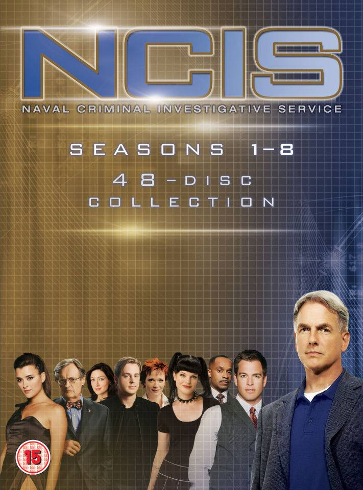 Paramount Home Entertainment NCIS - Seasons 1-8