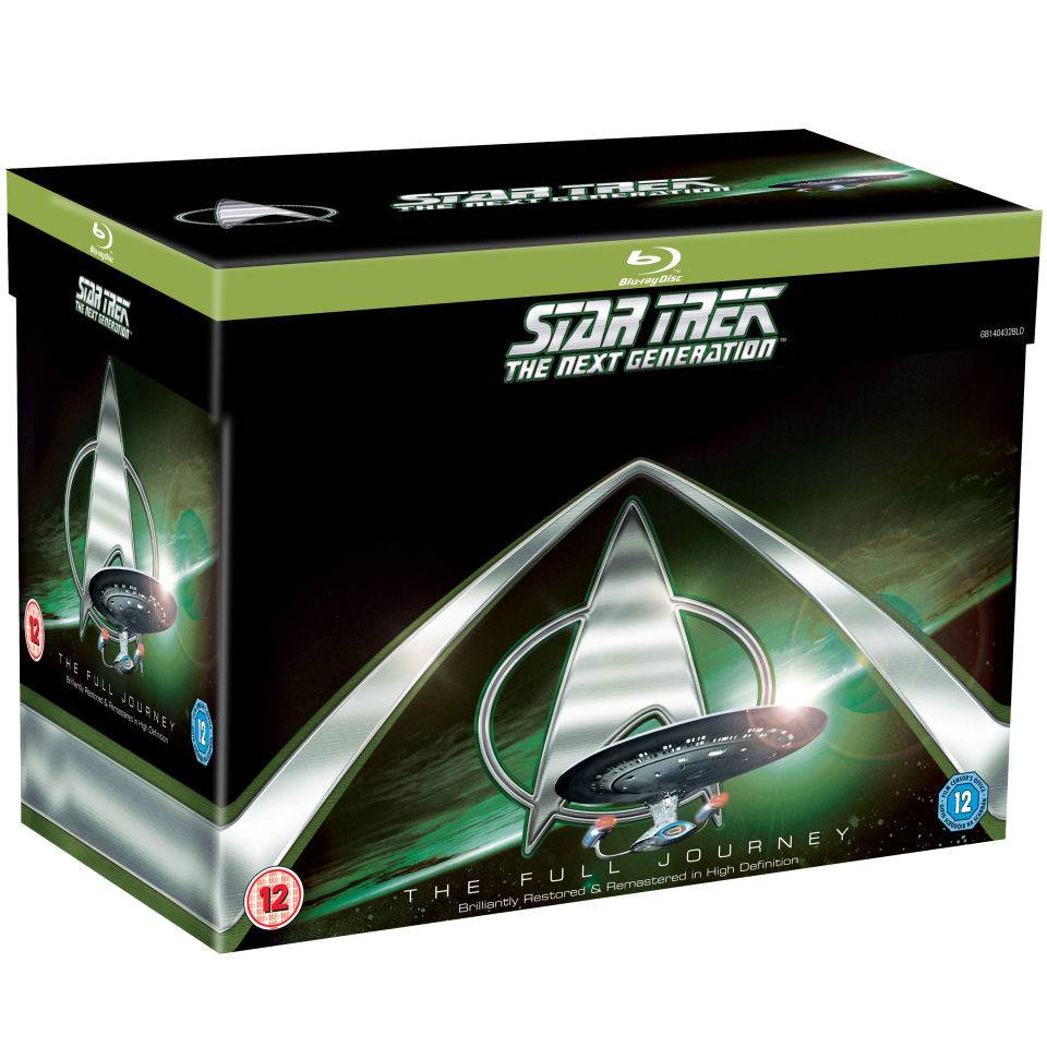 Paramount Home Entertainment Star Trek: The Next Generation Complete