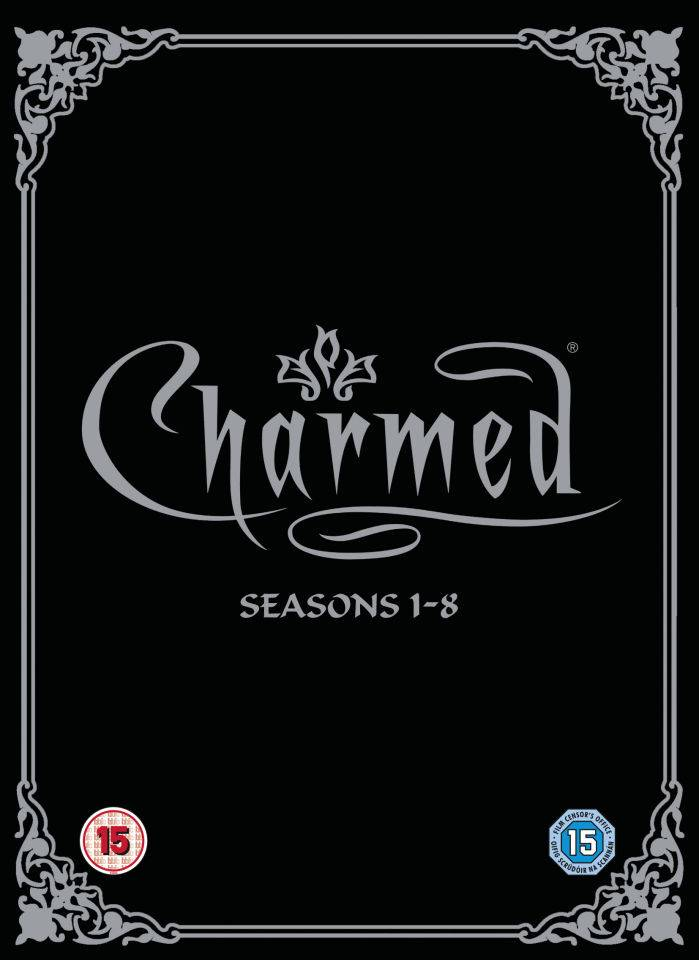 Paramount Home Entertainment Charmed - The Complete Collection