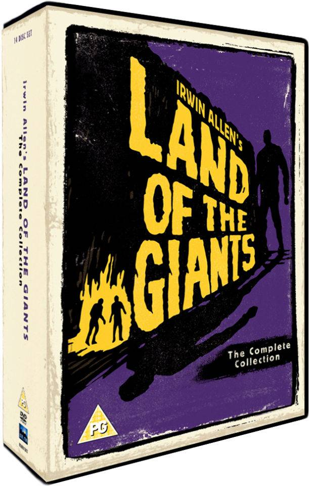 Revelation Films Land of the Giants - The Complete Series
