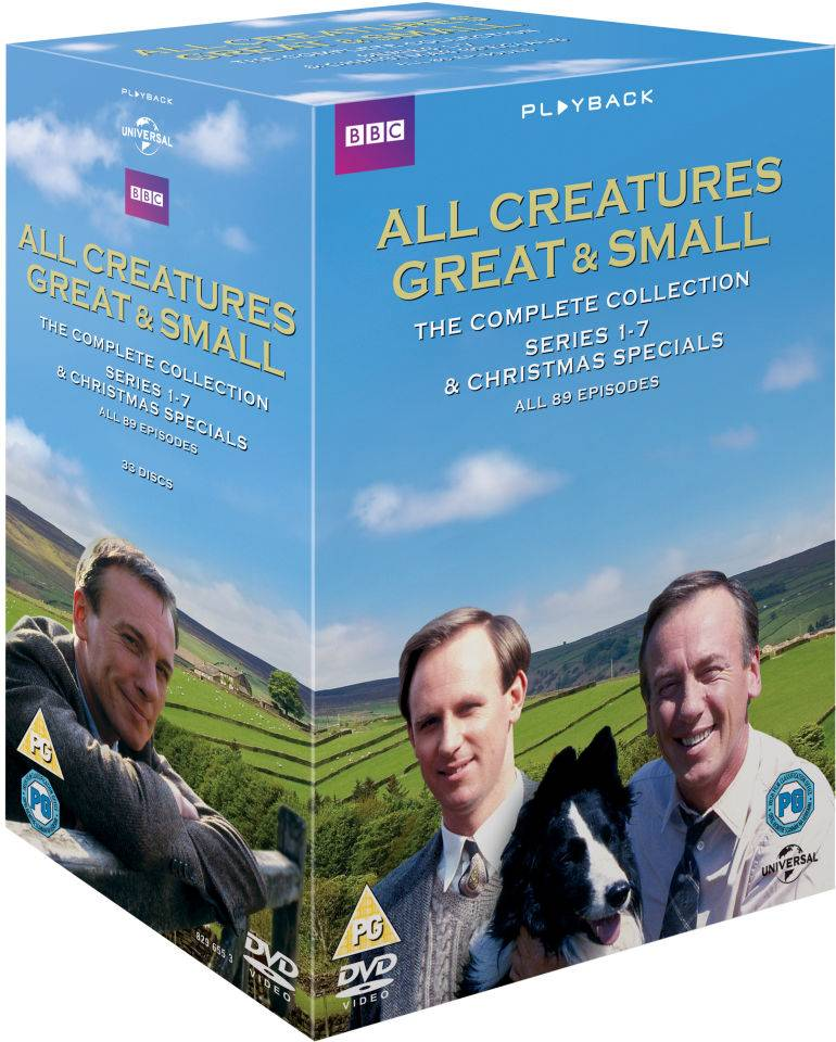 Universal Pictures All Creatures Great and Small - The Complete Collection