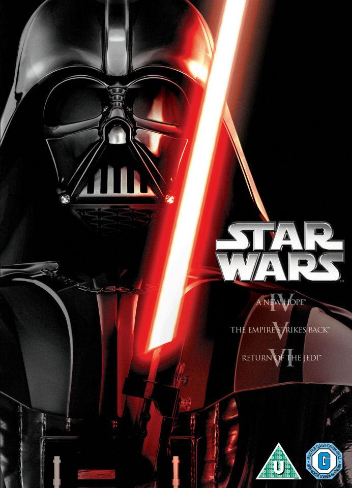 20th Century Fox Star Wars: Original Trilogy (Episodes IV-VI)