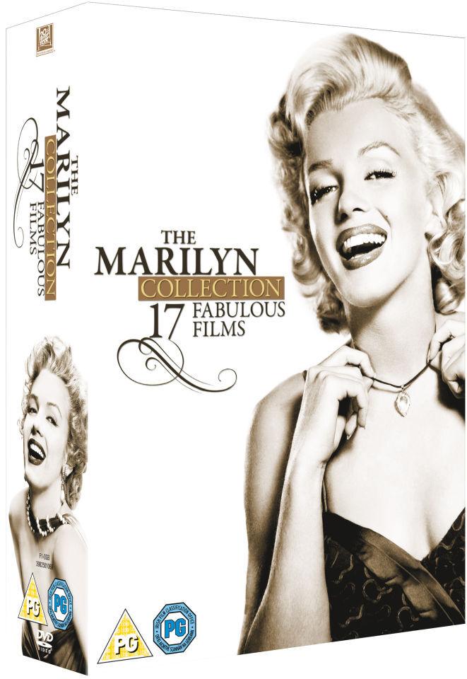 20th Century Fox Marilyn Monroe - The Complete Boxset