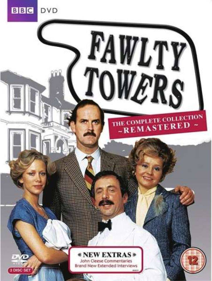 BBC Fawlty Towers - Complete Fawlty Towers