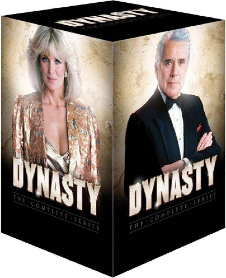 Paramount Home Entertainment Dynasty - The Complete Series