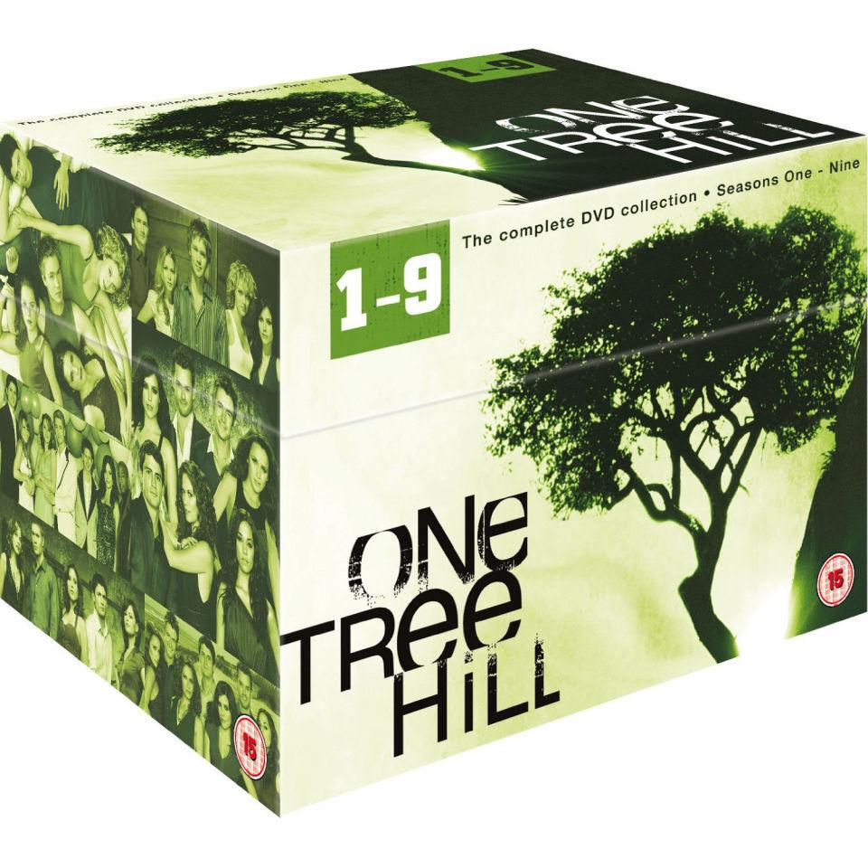 Warner Home Video One Tree Hill - Seasons 1-9