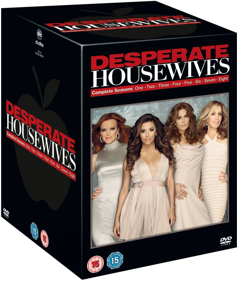 Disney Desperate Housewives - The Complete Collection