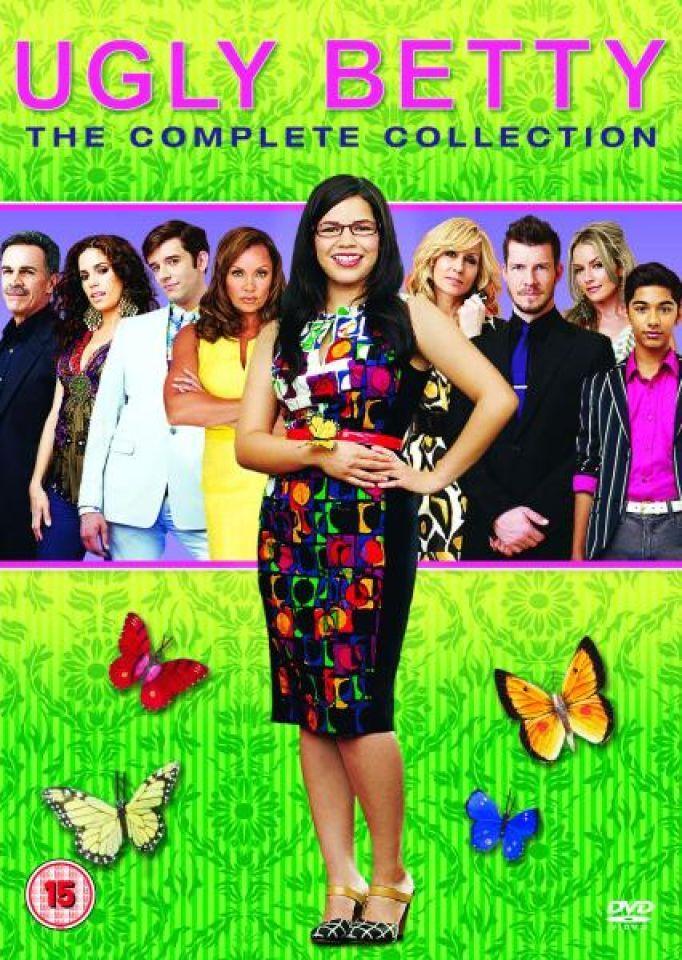 Disney Ugly Betty - Seasons 1-4